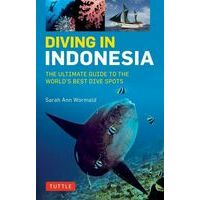 Tuttle Diving In Indonesia