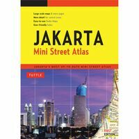 Tuttle Mini Atlas Jakarta