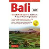 Tuttle Publishing Bali - The Ultimate GUide