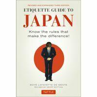 Tuttle Publishing Etiquette Guide To Japan