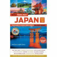 Tuttle Publishing Japan Travel Guide & Map Tuttle Travel Pack
