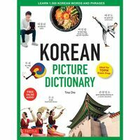 Tuttle Publishing Korean Picture Dictionary