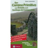 Tyrolia Der Camino Primitivo Von Oviedo Nach Santiago