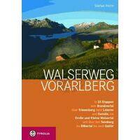 Tyrolia Walserweg Voralberg