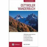 Tyrolia Wandelgids Osttiroler Wanderbuch