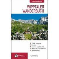 Tyrolia Wandelgids Wipptaler Wanderbuch