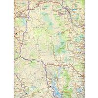UBD Maps Australia Wegenkaart South Eastern Queensland