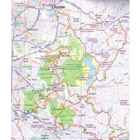 UBD Maps Australia Wegenkaart Victoria State & Suburban
