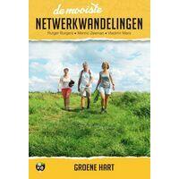Uitgeverij Elmar De Mooiste Netwerkwandelingen Groene Hart