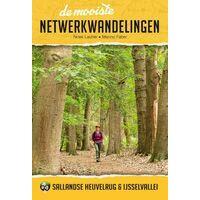 Uitgeverij Elmar Mooiste Netwerkwandelingen Sallandse Heuvelrug & IJsselvallei