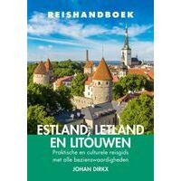 Uitgeverij Elmar Reishandboek Estland, Letland & Litouwen