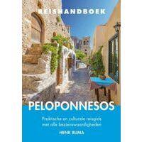 Uitgeverij Elmar Reishandboek Peloponnesos