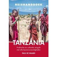 Uitgeverij Elmar Reishandboek Tanzania