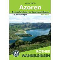 Rother Nederlandstalig Wandelgids Azoren