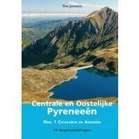 Uitgeverij Elmar Wandelgids Centrale En Oostelijke Pyreneeën Deel 1
