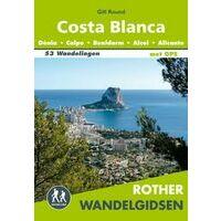 Uitgeverij Elmar Wandelgids Costa Blanca