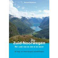 Uitgeverij Elmar Wandelgids Zuid-Noorwegen