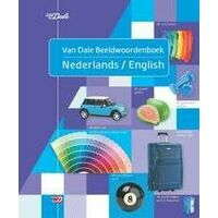 Van Dale Beeldwoordenboek Nederlands - Engels