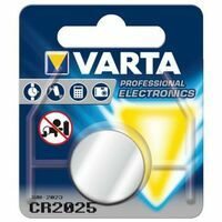 Varta Varta KNoopcelbatterij CR2025 2V 170mAh