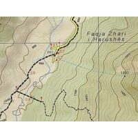 Vektor Maps Wandelkaart 452 Thethi 1:30.000
