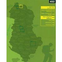 Vektor Maps Wandelkaart 453 Valbona 1:30.000