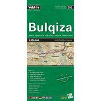Vektor Maps Wegenkaart 352 Bulqiza Prefectuur