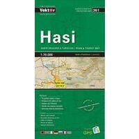 Vektor Maps Wegenkaart 361 Hasi Prefectuur