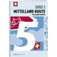 Veloland Schweiz Fietsgids 5 Mittelland-Route