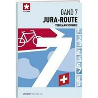 Veloland Schweiz Fietsgids Veloland 7 Jura-Route