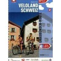 Veloland Schweiz Nr 6 Graubunden Route Veloland Schweiz