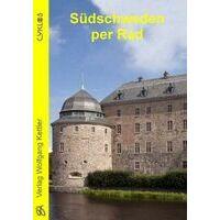 Verlag Wolfgang Kettler Fietsgids Südschweden Per Rad