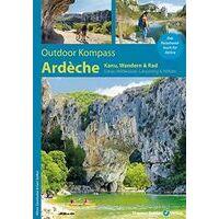 Verlag Wolfgang Kettler Outdoor Kompass Ardèche
