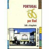 Verlag Wolfgang Kettler Fietsgids Portugal Per Rad Zuiden (Algarve -Alentejo)