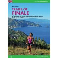 Versante Sud Trailrunboek Trails Of Finale (Ligurië)