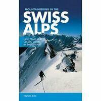 Vertebrate Mountaineering In The Swiss Alps