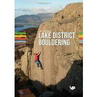 Vertebrate Publishing Lake District Bouldering Klimtopo