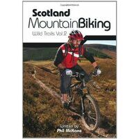 Vertebrate Publishing Mountainbiking Scotland Wildtrails - Volume 2