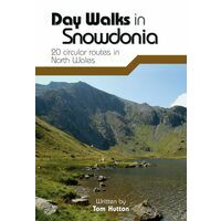Vertebrate Publishing Wandelgids Day Walks In Snowdonia