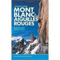Vertebrate Selected Climbs Mont Blanc And Aiguilles