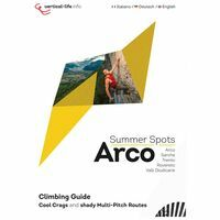 Vertical-life Klimgids Arco Summer Spots