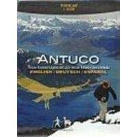 Viachile Editores Wandelkaart Volcan Antuco