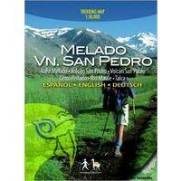 Viachile Editores Wandelkaart Melado - San Pedro