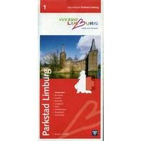 VVV Zuid-Limburg Wandelkaart 1 Parkstad Limburg 1:25.000