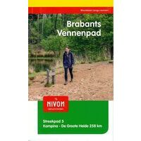 Wandelplatform LAW Wandelgids Streekpad 5 Brabants Vennenpad