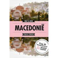 Wat En Hoe Reisgids Noord-Macedonie Stad & Streek
