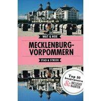Wat En Hoe Reisgids Mecklenburg-Vorpommern Stad & Streek