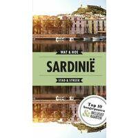 Wat En Hoe Reisgids Sardinië Stad & STreek