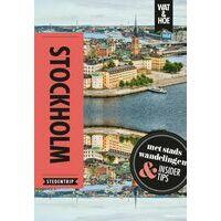 Wat En Hoe Reisgids Stockholm Stedentrip