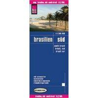 Reise Know How Wegenkaart Brazilië Zuid