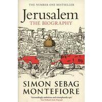 Weidenfeld Jerusalem - The Biography